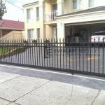 SG14 - Ring Spear Sliding Gate - Altona