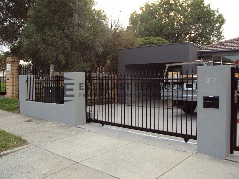 Automatic Gates Melbourne Sliding amp Doors Price Quotes