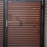 SS30 - Horizontal slat door close - Werribee