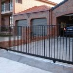 AD9 - Steel Sliding Gate