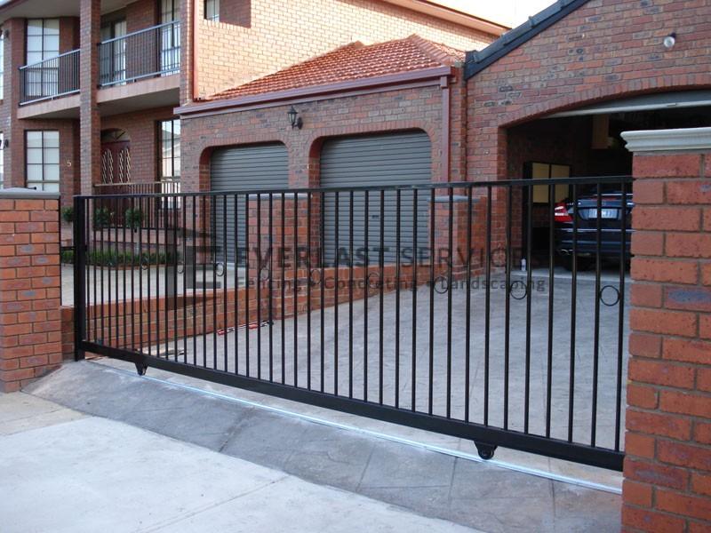 Driveway Gates Melbourne Aluminium Amp Wrought Iron Gate