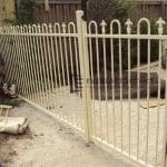 SP5 - Loop and Spear Garden Fence