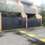 SS117 - 516 Moreland Road Horizontal Aluminium Slats Single Gates