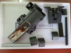 FS67 - D&D Technology Double Gate Lock