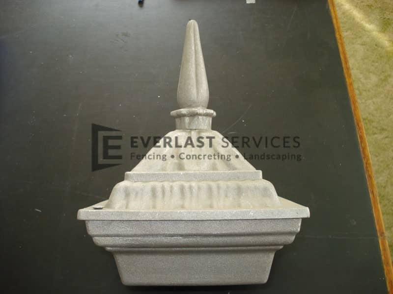 FS7 - 100x100 Capital Post Caps