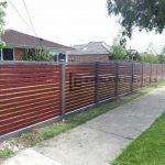 A7 - Woodlandgrey Posts + Jarrah Slats