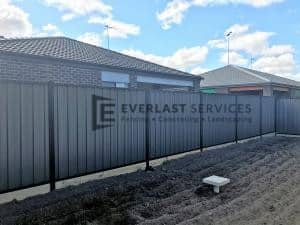CB50 - Colourbond Fencing