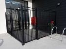 Custom-Steel-Black-Fencing