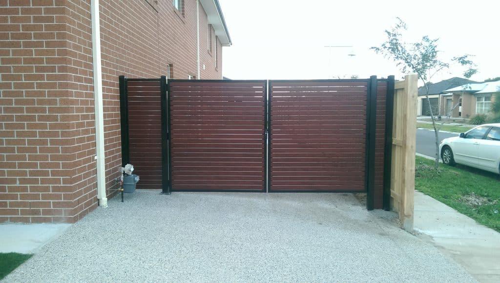 Driveway Gates Melbourne Aluminium Amp Wrought Iron Gate Prices
