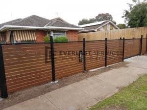 A164 - Kawila Slats Fence