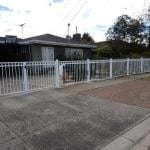 SF158 - Oxley Ring Steel Fence