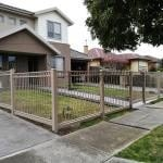 SF156 - Oxley Ring Steel Fence Residential