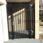 SS75 - Steel Single Gate