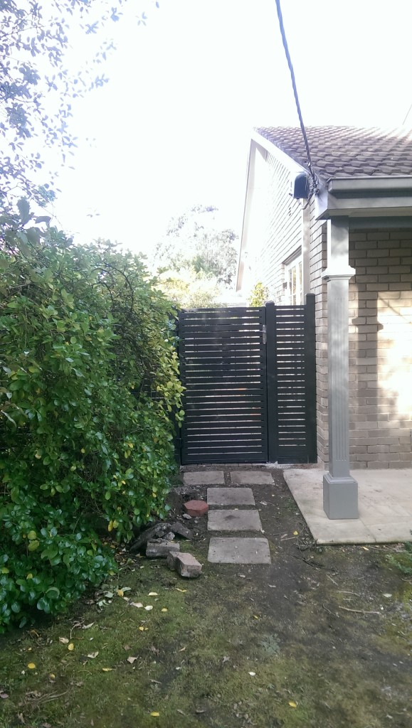 Single Gates and Side Gates