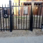 SS123 - Square Level Spear Single Gate
