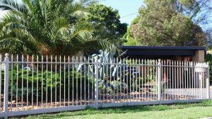 Steel Fencing from Everlast Services