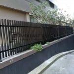 A170 - Vertical Blade Aluminium Fencing