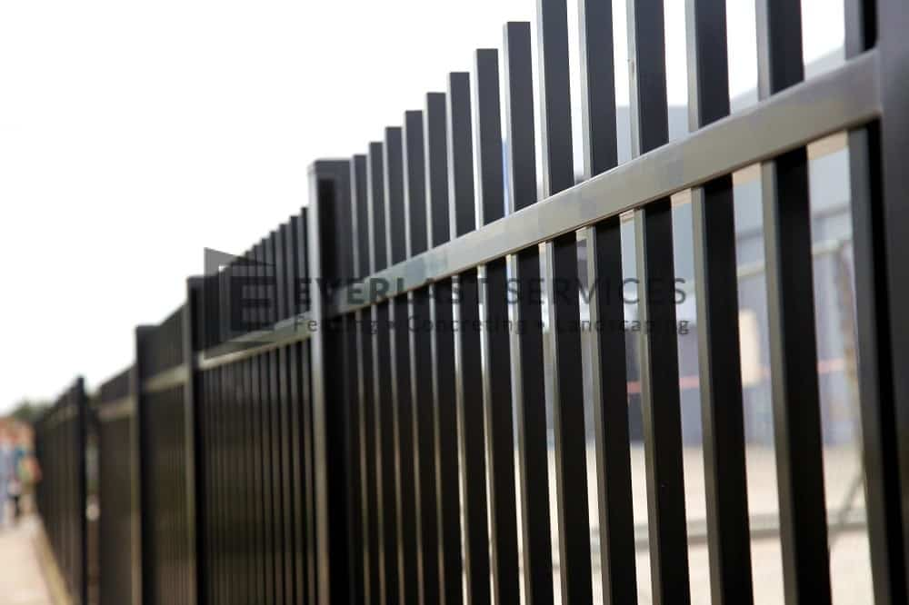 Industrial security fencing chainmesh chainlink fences