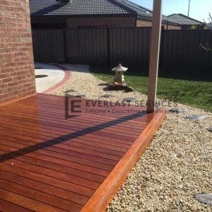 T34 - Merbau Decking After 2/2