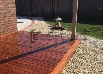 T34 - Timber Decking After 2/2
