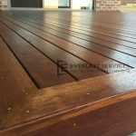 T4 - Timber Decking Corner Match
