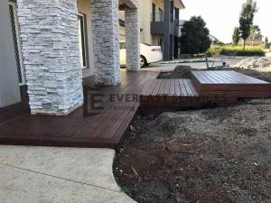 T73 - Decking Front + Steps