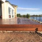 T77 - Merbau Decking with Lake Back Drop 2
