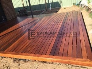 T54 - Merbau Decking
