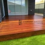 T110 - Extended Patio Decking