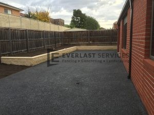 1 - Dark Grey Concreting