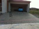 EA4 – Exposed Aggregate Concrete Driveway
