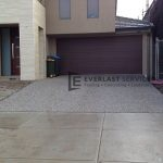 CC6 - Exposed Aggregate Driveway