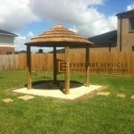 L12 - Landscaping and pergola