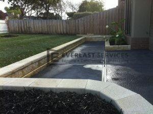 5 - Dark Concrete Garden