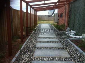 6 - Concrete Stones Yard