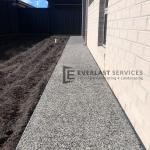 EA50 - Back Aggregate Concreting