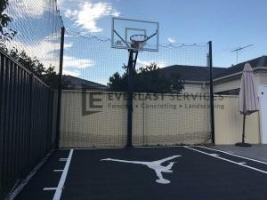 T82 - Basketball Court