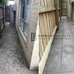 L79 - Before and After Side Access Eurostone Paving