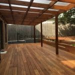 L72 - Blackbutt Decking + Verandah