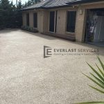 EA6 - Exposed Aggregate Driveway