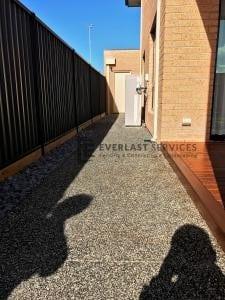 EA46 - Footpath Exposed Aggregate