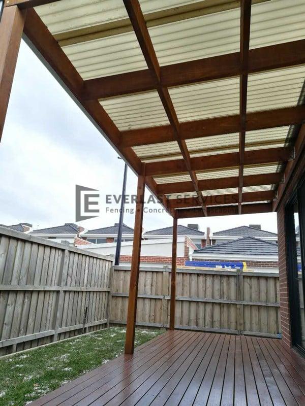 L99- Timber Verandah + Deck