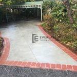 PLC3 - Plain Concrete w/ Border
