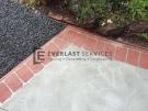 PLC4 – Plain Concrete w/ Border