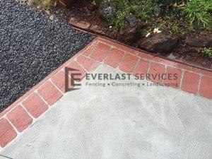 PLC4 - Plain Concrete w/ Border