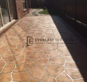 SC1 - Stamped Concrete