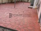 ST15 – Backyard Stencil Concrete