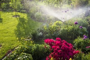 irrigation sprinkler systems
