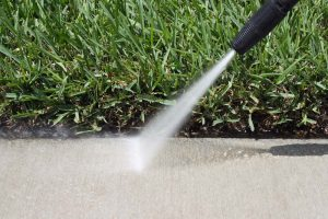 tips for power washing concrete