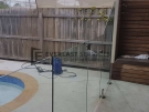 GF1 – Custom Glass Pool Fencing Panel